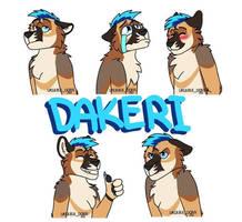 Dakeri the Cougaroo
