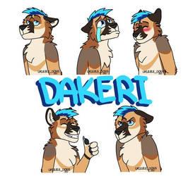 Dakeri the Cougaroo by Kweo