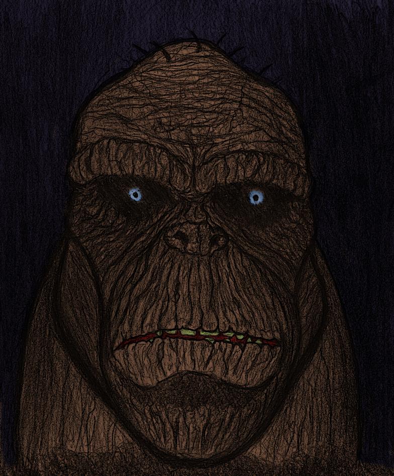 Creepy Stories: Charred Man by StufferofLegends on DeviantArt