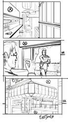Blackhammer Storyboard Sketches - April 10