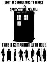 Take a companion! by TimeToDance93