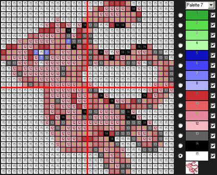 Animal Crossing Pattern 18