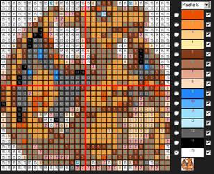 Animal Crossing Pattern 27 by AnimalCrossing101