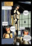 Dina Z Journey 2nd Issue: Reborn Page 18