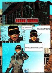 The Last Wall: First Issue Page 14