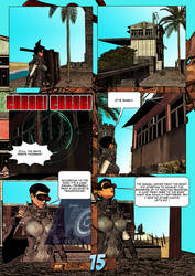 The Last Wall: First Issue Page15