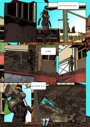 The Last Wall: First Issue Page17