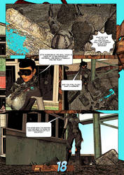 The Last Wall: First Issue Page 18