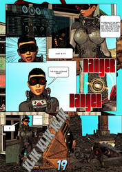 The Last Wall: First Issue Page 19