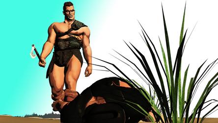 Tandor the Armed arm 2021