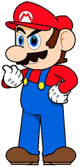Mario (JBX9001) by JBX9001