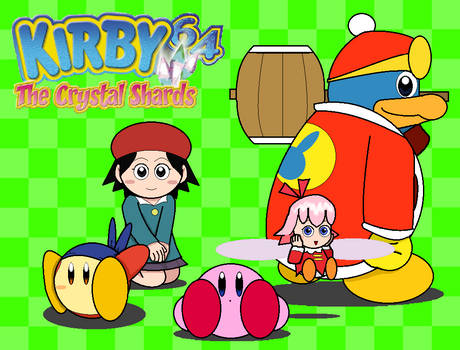 Kirby 64 Crew