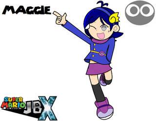 Maggie Arcane by JBX9001