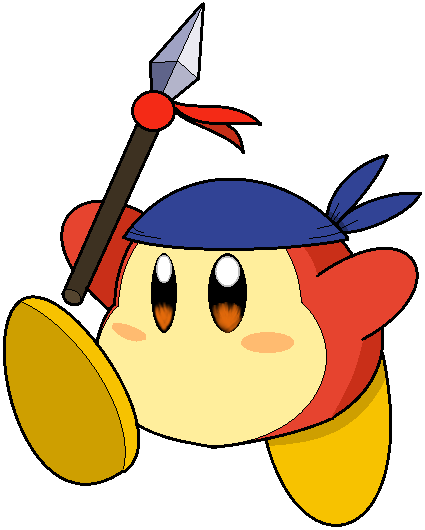 Bandanna Waddle Dee Jbx9001 By Jbx9001 On Deviantart