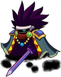 Dark Matter Swordsman (JBX9001)