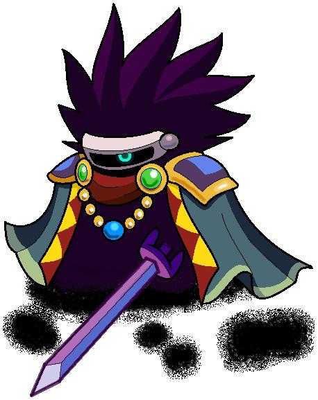 dark matter swordsman skylar - photo #5