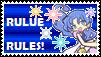 Rulue Fan Stamp by JBX9001