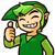 Green Link Approves Icon by JBX9001