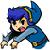 Blue Link - FAWK DIS NOISE! by JBX9001