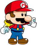 Mini Mario Toy (JBX9001)