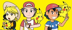 Pika Pika Pikachu! by JBX9001