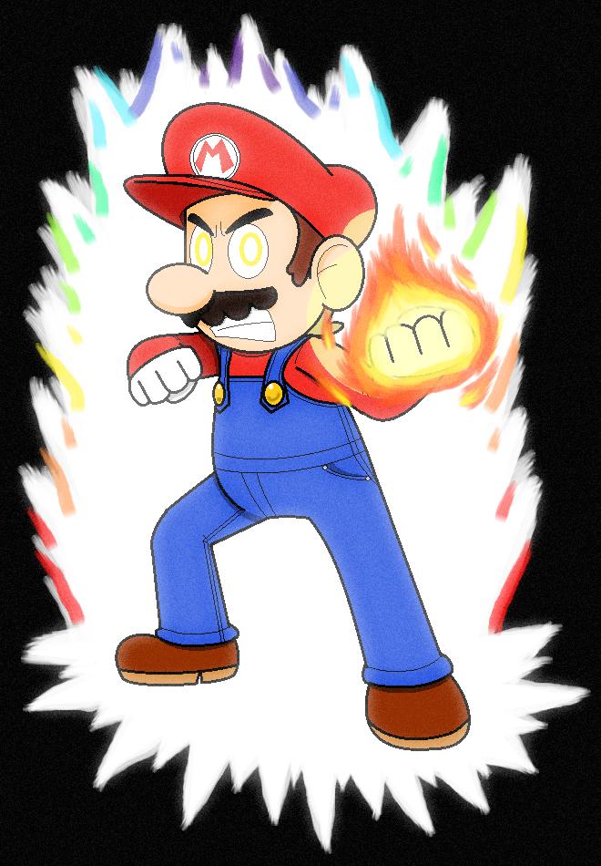 Mario (JBX9001 - 2017) by JBX9001