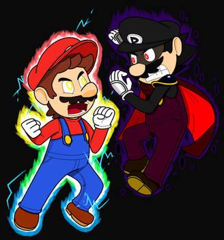 Mario Vs. Dario 2 by JBX9001