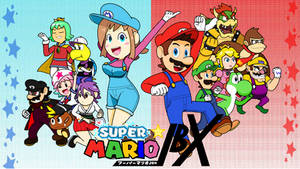 Super Mario JBX Promotional Art 2