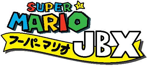 Super Mario JBX Logo (Chapter 0)