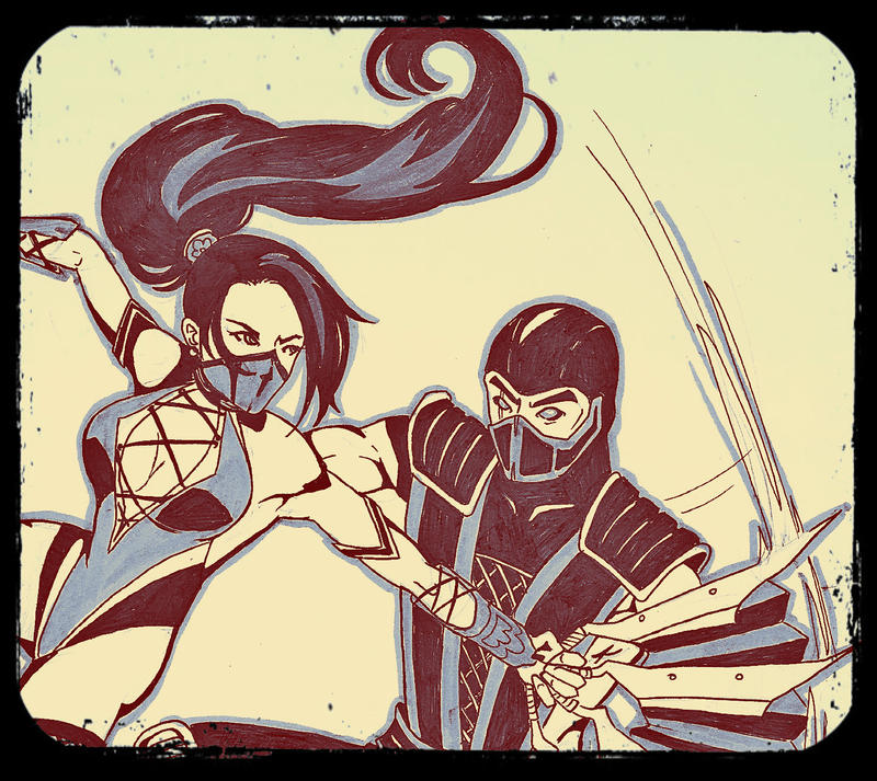 MortalKombat by Leh-xp