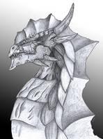 Imperial Dragon by Z-Lightning-Z
