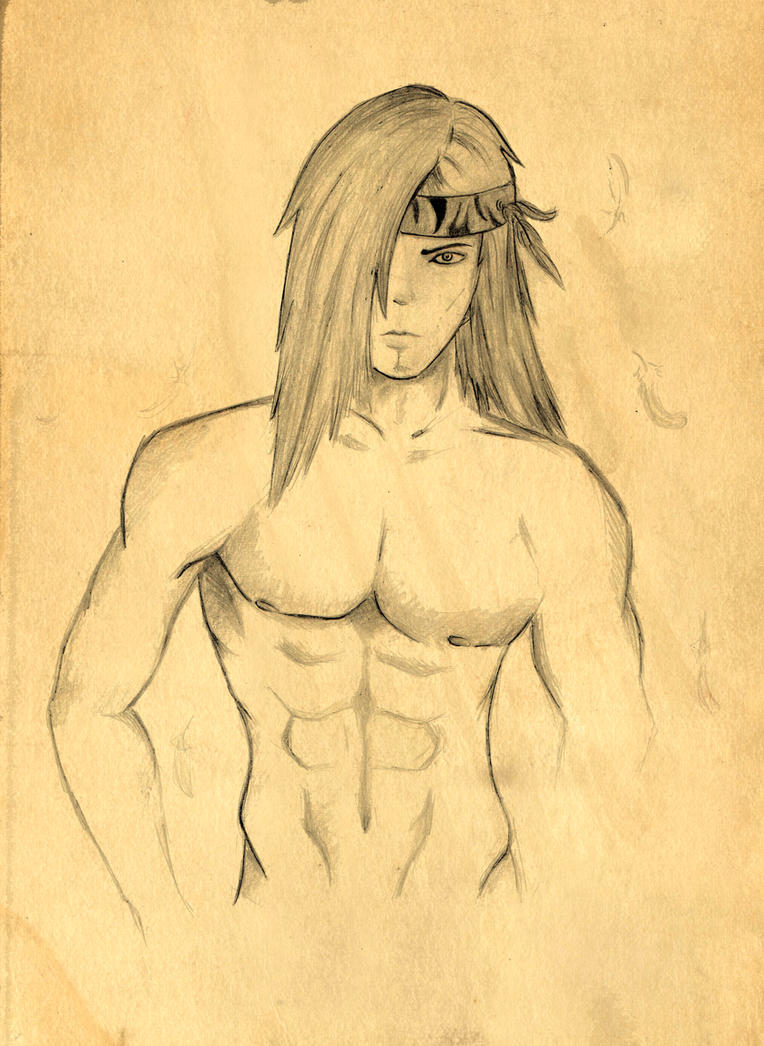 Caius Ballad - Sketch by Z-Lightning-Z
