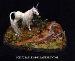 The last Unicorn by scenceable