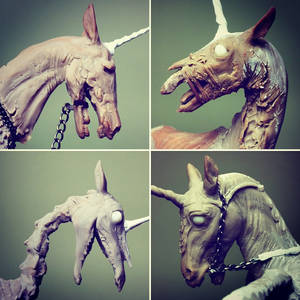 In Progress - Four Horsemen of the Apocalypse