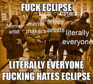 Fuck Eclipse