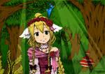 Mavis (fairy tail) , recolorisation par Spyrojojo