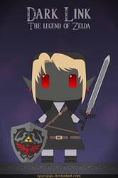 Dark-Link---Zelda1 by spyrojojo