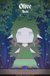 Olive-God---Arole by spyrojojo