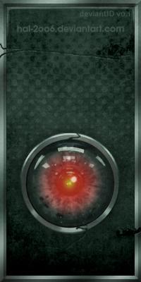 Hal 9000 by HAL-2oo6