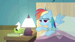 Dashie Bored At Hospital 2 by Thorinair