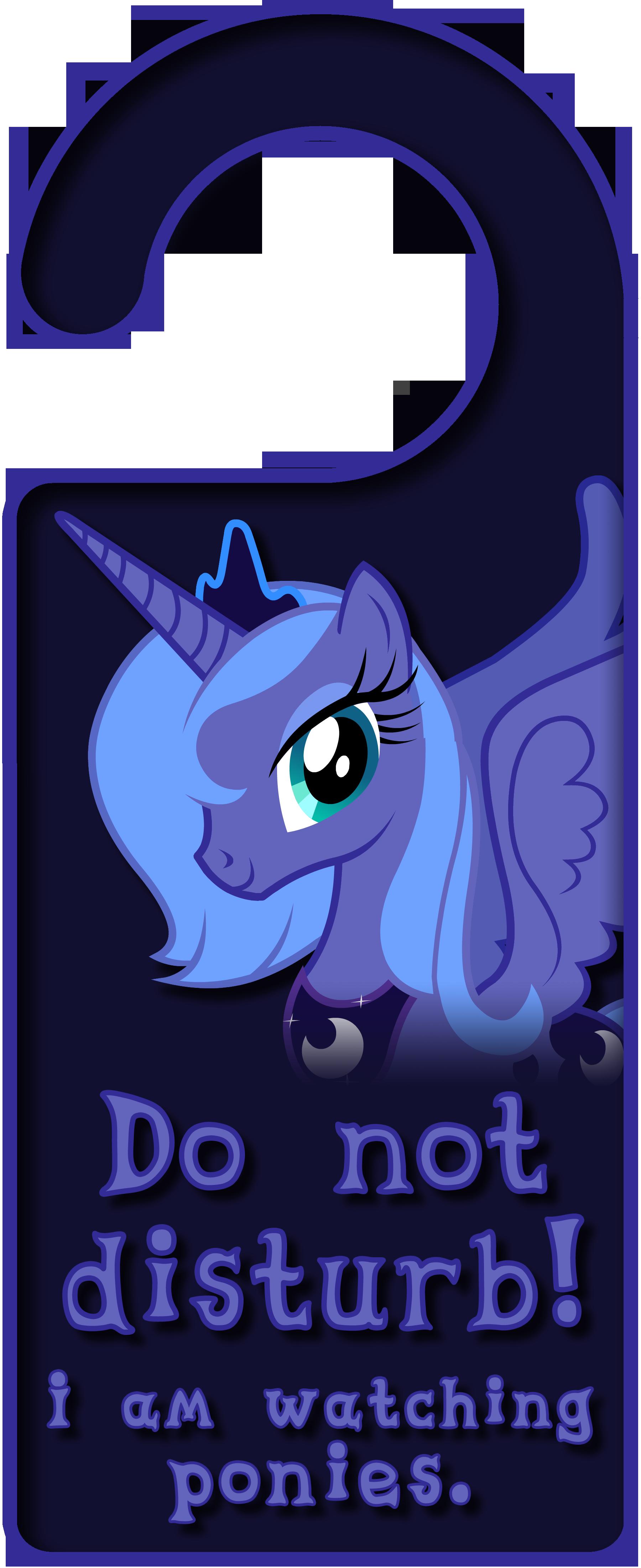 ... Season 1 Princess Luna Door Knob Hanger by Thorinair & Season 1 Princess Luna Door Knob Hanger by Thorinair on DeviantArt