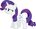Worried Rarity Vector