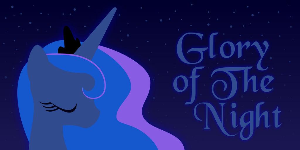 [Vector] Glory of The Night Logo by Thorinair