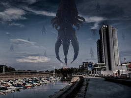 Reaper Invasion by Thorinair