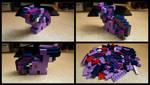 [LEGO] Pixel Twilight Sparkle by Thorinair