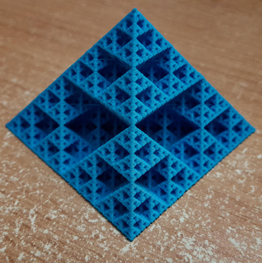 [3D Print] Fractal Technomancy by Thorinair