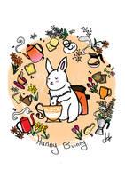Hunny Bunny by Kuocomics