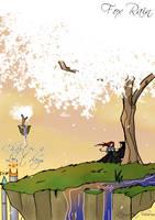 Fox Rain Chapter 4