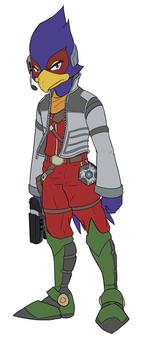 Brawl Falco