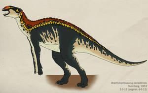 028--BRACHYLOPHOSAURUS CANADENSIS by Green-Mamba
